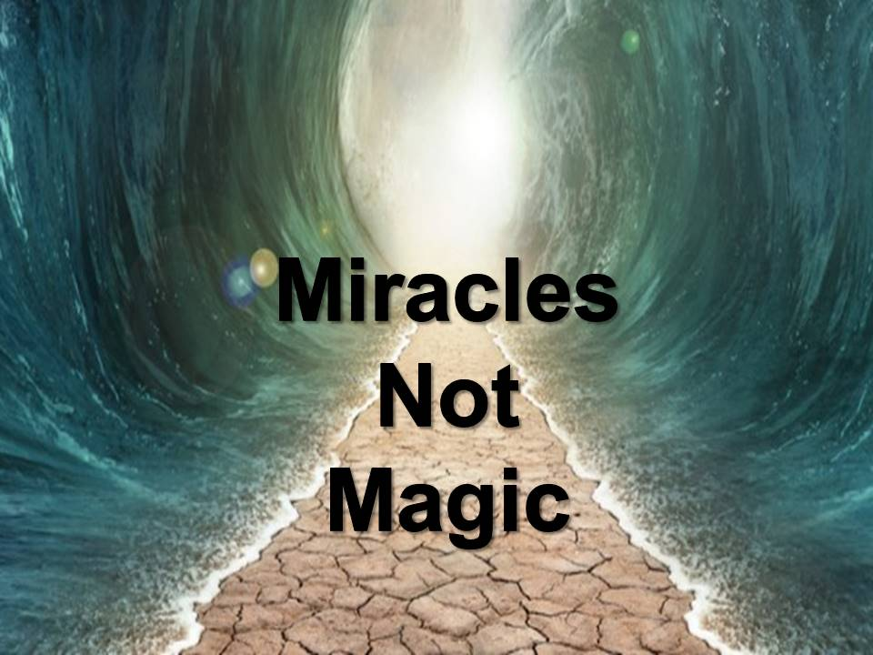 New Life Worship Center | Sermon Podcast 01-13-2019 | Miracles Not Magic