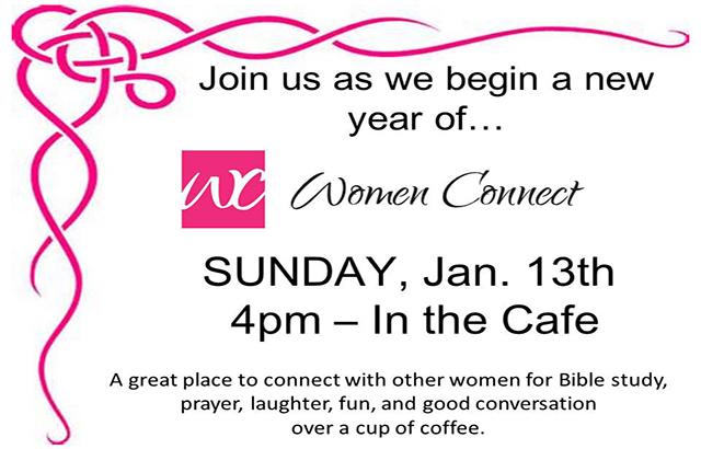 Women Connect - Jan'19 | New Life Worship Center