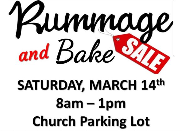 Rummage Sale – Mar 14th