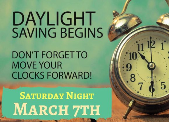 Spring Forward – Mar 7th