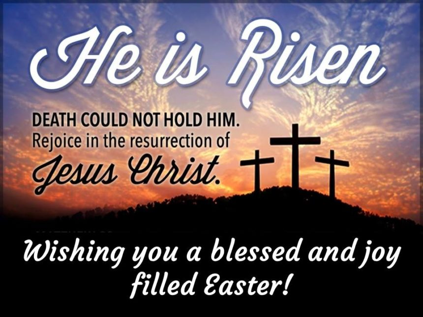 Easter – Apr 12th