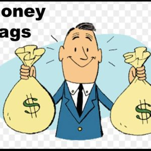 Money Bags – Thank You!