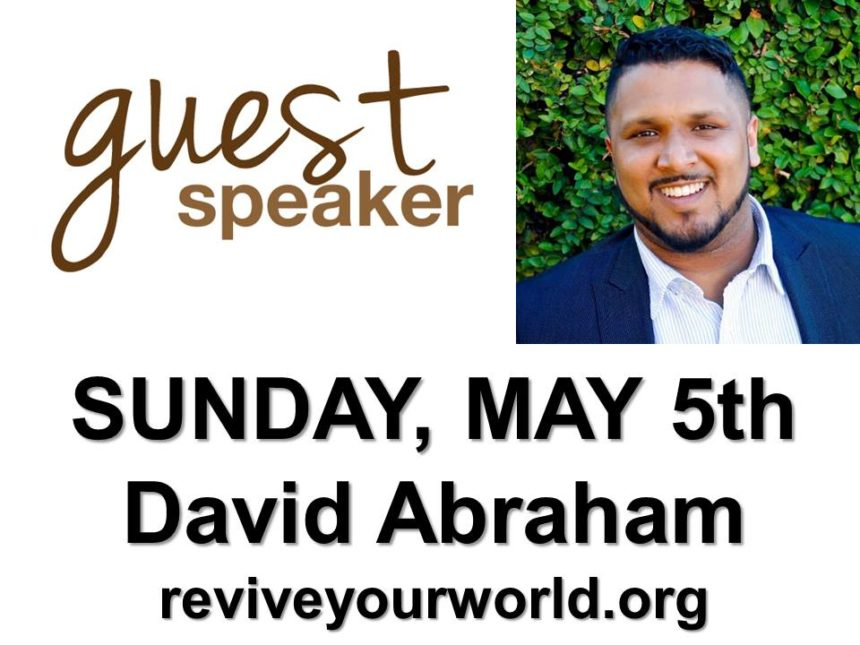 David Abraham – May 5th