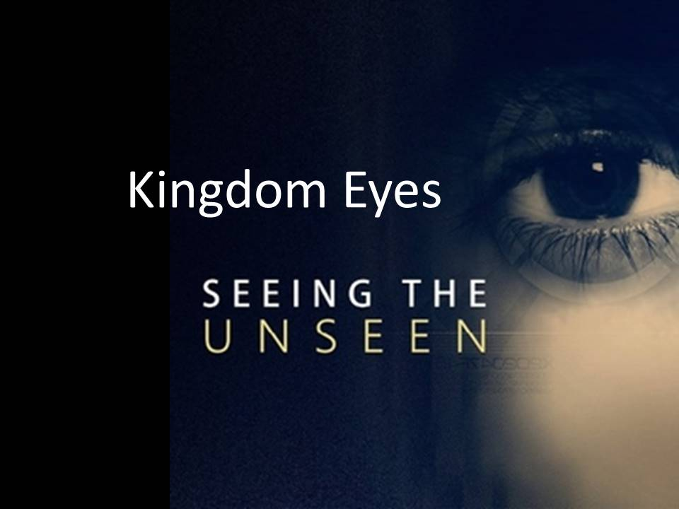 New Life Worship Center | Sermon Podcast 4-7-2019 Kingdom Eyes - Seeing the Unseen