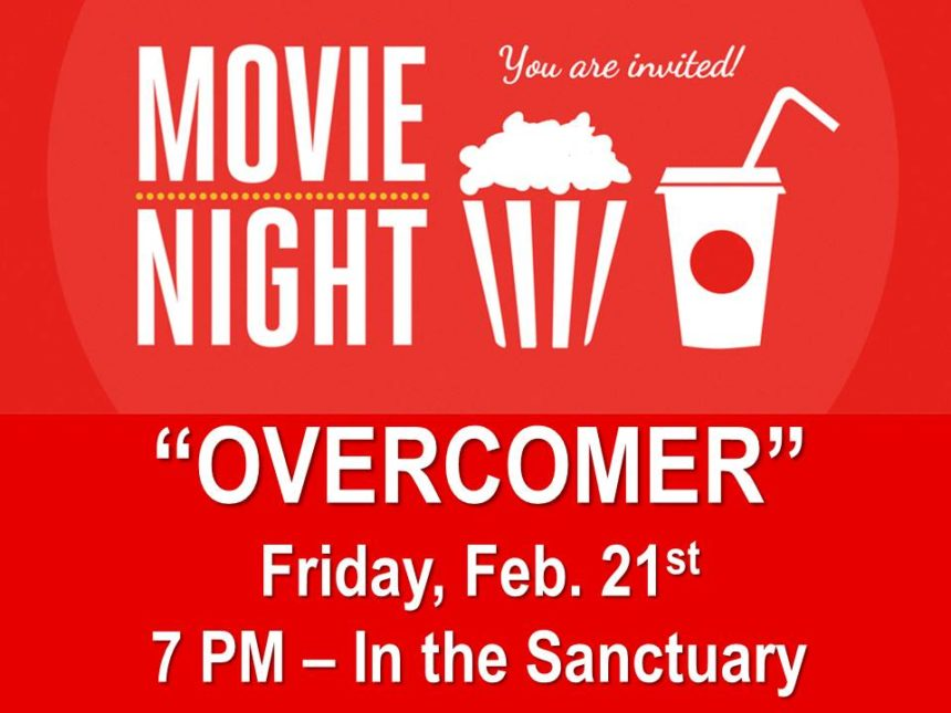 Movie Night – Feb 21st