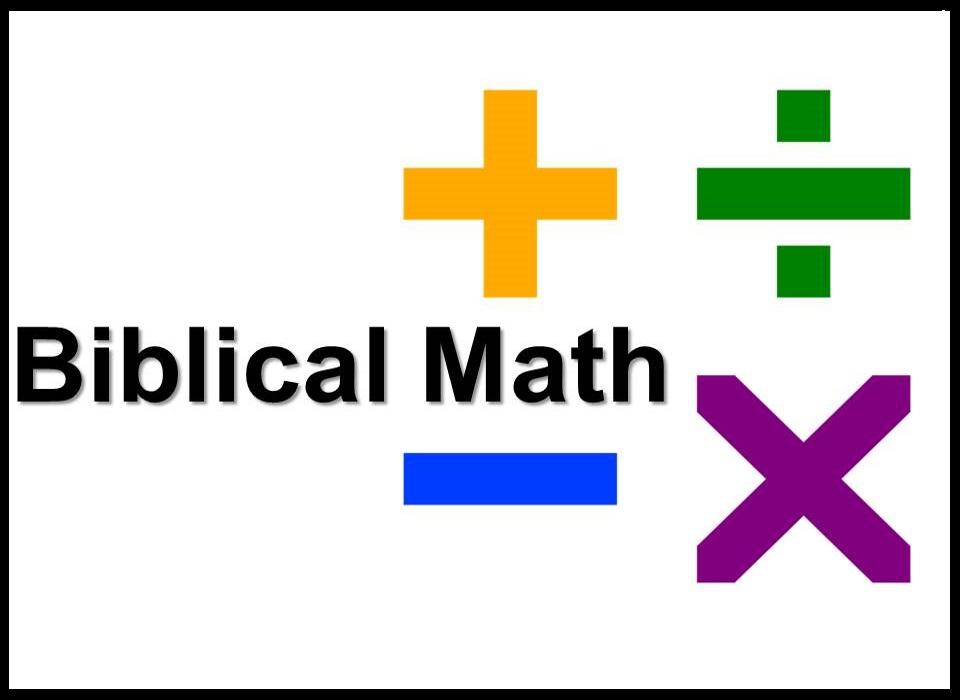 New Life Worship Center | Sermon Podcast 07-14-19 - Biblical Math