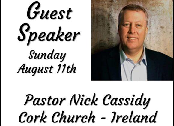 Nick Cassidy – Aug 11th