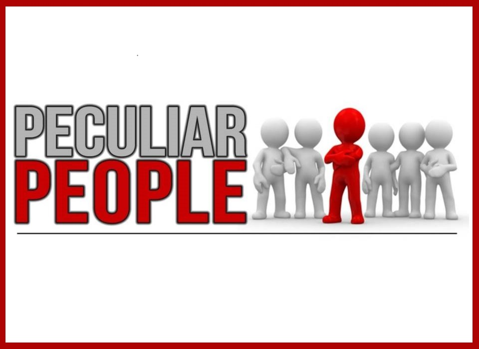 New Life Worship Center | Sermon Podcast 07-21-19 - Peculiar People