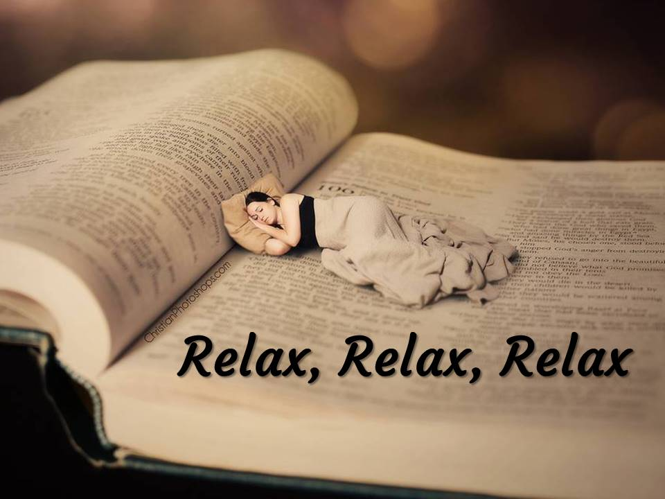 New Life Worship Center | Sermon Podcast 07-28-19 - Relax, Relax, Relax