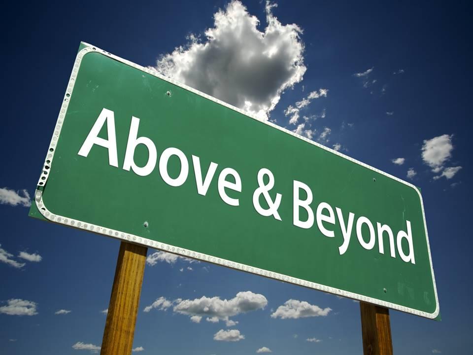 New Life Worship Center | Sermon Podcast 8-4-19 - Above & Beyond