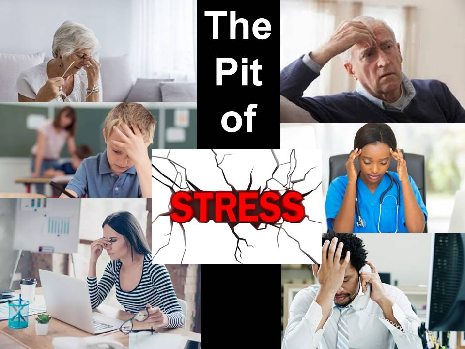 New Life Worship Center | Sermon Podcast 08-18-19 - The Pit of Stress