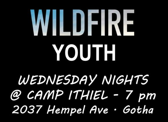 Wildfire Youth – Wed 7pm