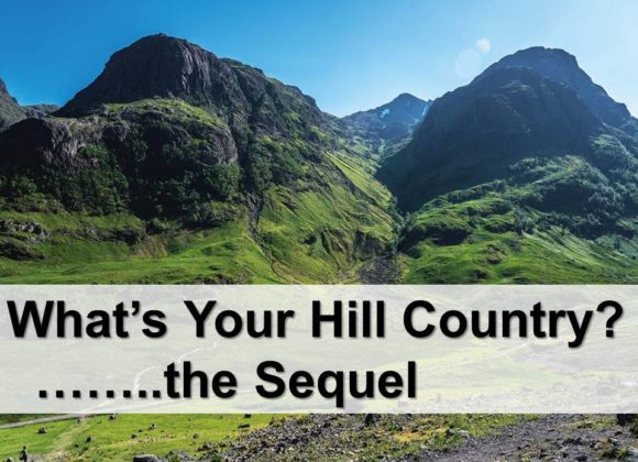 What's Your Hill Country, the Sequel