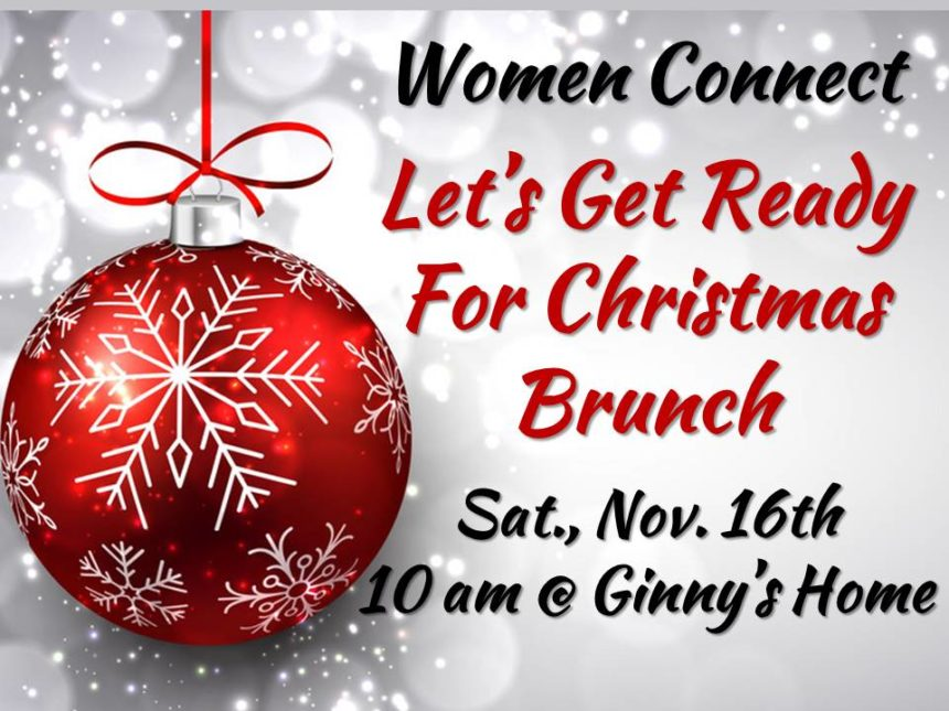 Women Connect Brunch
