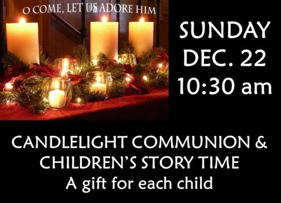 Candlelight Communion
