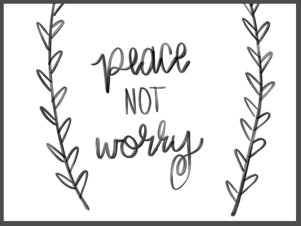 New Life Worship Center | Sermon Podcast 12-01-19 Peace Not Worry