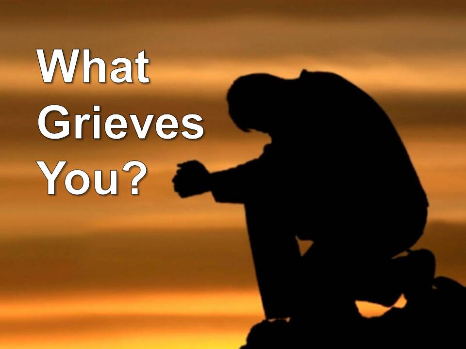New Life Worship Center | Sermon Podcast 02-09-20 What Grieves You