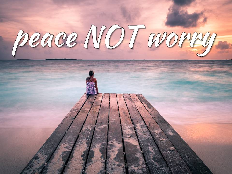 New Life Worship Center | Sermon Podcast 04-26-20 Peace Not Worry