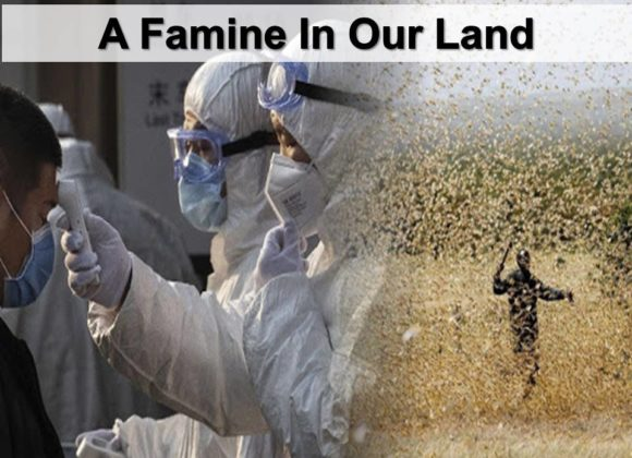 A Famine In Our Land