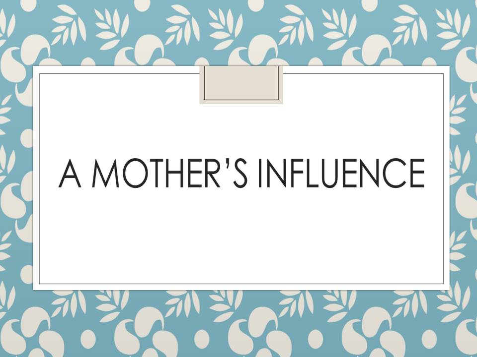 New Life Worship Center | Sermon Podcast 05-10-20 A Mothers Influence