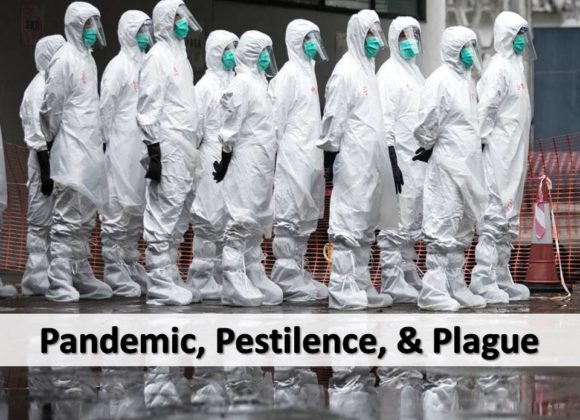 Pandemic, Pestilence, & Plague