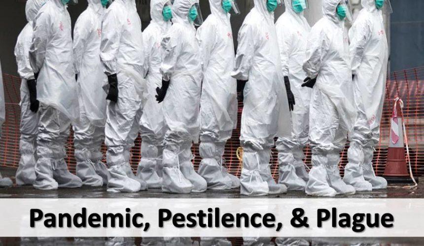 Pandemic, Pestilence, & Plague