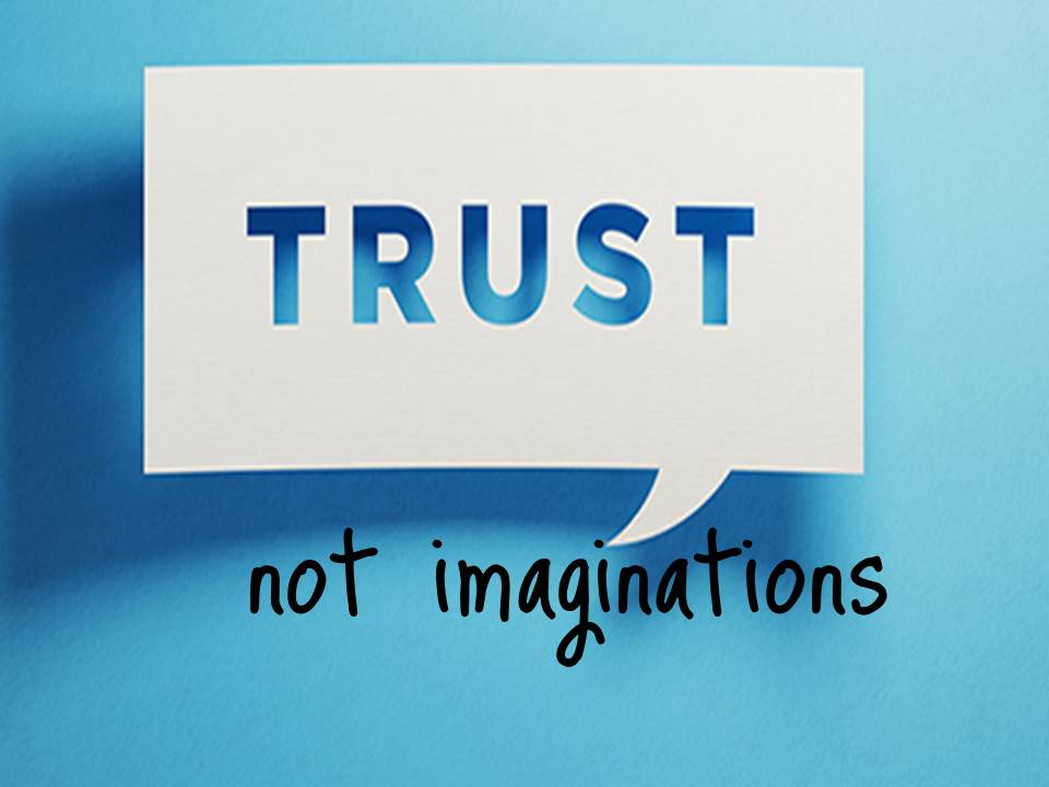 New Life Worship Center | Sermon Podcast 05-03-20 Trust Not Imaginations