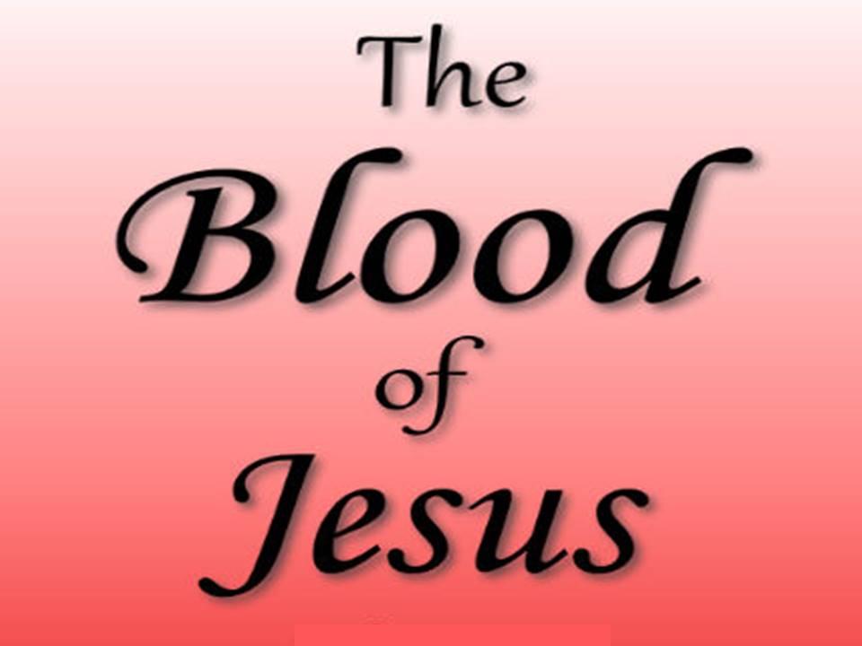 New Life Worship Center | Sermon Podcast 10-11-2020 The Blood of Jesus