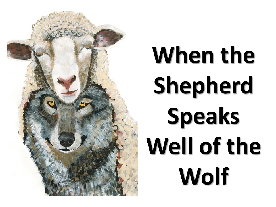 New Life Worship Center | Sermon Podcast 10-18-2020 Shepherd Acclaims the Wolf