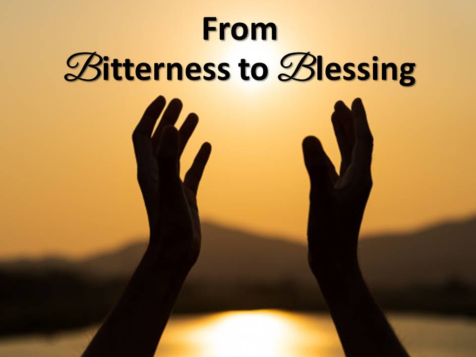 New Life Worship Center | Sermon Podcast 11-08-2020 From Bitterness to Blessing