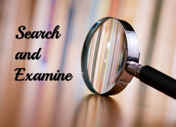 Search and Examine