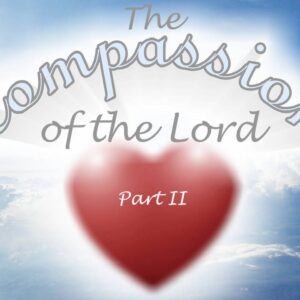 Compassion of the Lord, Part 2