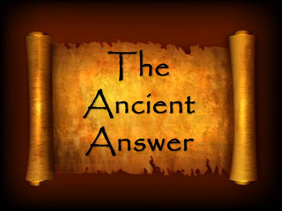 New Life Worship Center | Sermon Podcast 09-12-2021 Ancient Answer