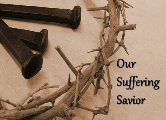 Our Suffering Savior